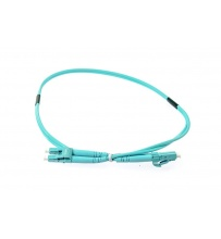 PatchCord LC-LC OM3 MM 0.5M