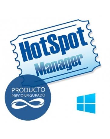 Infinitel HotSpotCLI for Windows
