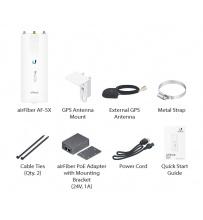 airFiber 5Ghz 30dBi 45 inclinación