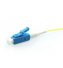 Pigtail LC/UPC SM 0.9mm 1m G652D
