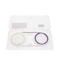 Splitter PLC 1x4 ABS box SM 2mm 1m SC/UPC