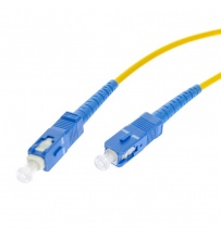 Patchcord SC/UPC-SC/UPC SM SX 1m
