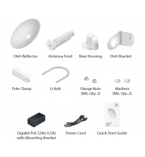 PowerBeam AC 22dBi 5GHz Ubiquiti