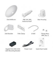 PowerBeam AC 25dBi 5Ghz parábola de 420mm