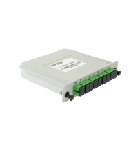 Splitter PLC 1x8 SC/APC Modular
