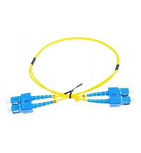Patchcord SC/UPC-SC/UPC SM DX 2MM 0.5m