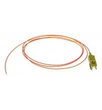 Pigtail SC/UPC MM 0.9mm 1m OM2