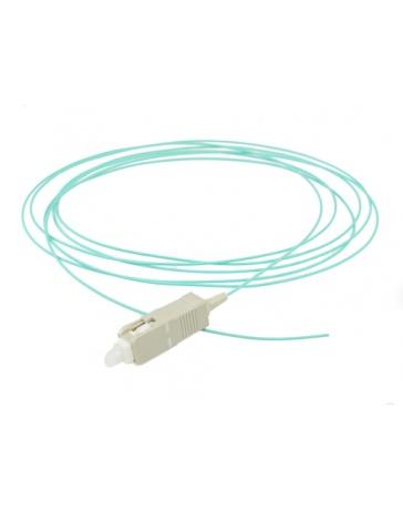 Pigtail SC/UPC MM 0.9mm 2m OM3