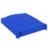 """Modulo tipo casete para cuadros de distribucion PS 19"""" 4U."""