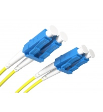 Patchcord LC/UPC - LC/UPC Single Mode Duplex 3.0mm 2m