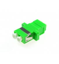 Adaptador LC/UPC MM DUPLEX