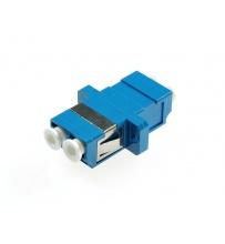 Adaptador LC/UPC SM DUPLEX