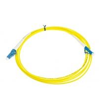Patchcord FO LC/UPC-LC/UPC SM Simplex 2mm 2m