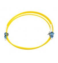 Patchcord FO LC/UPC-LC/UPC SM Simplex 3mm 1m
