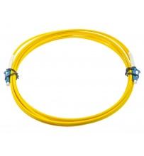 Patchcord FO LC/UPC-LC/UPC SM Simplex 3mm 3m